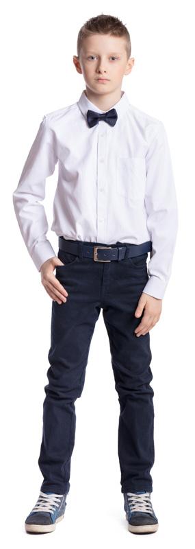 Галстук-бабочка для мальчика Scool, цвет: темно-синий. 373702. Размер универсальный373702Аккуратный галстук-бабочка Scool прекрасно подойдет для официальных и праздничных мероприятий. Он подчеркнет индивидуальность ребенка. Модель на регулируемом ремешке изготовлена из полиэстера.
