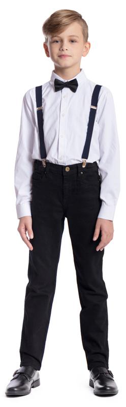Галстук-бабочка для мальчика Scool, цвет: черный. 373703. Размер универсальный373703Аккуратный галстук-бабочка Scool прекрасно подойдет для официальных и праздничных мероприятий. Он подчеркнет индивидуальность ребенка. Модель на регулируемом ремешке изготовлена из полиэстера.