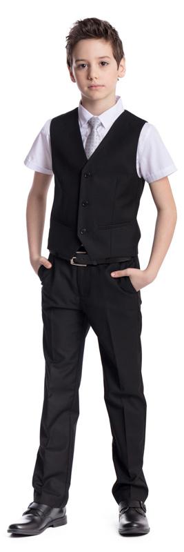 Рубашка для мальчика Scool, цвет: белый. 373444. Размер 122, 7 лет373444Рубашка для мальчика Scool изготовлена из хлопка и полиэстера. Лекало этой модели полностью повторяет лекало модели для взрослого мужчины. Рубашка с отложным воротником и короткими рукавами застегивается на пуговицы. На груди расположены накладные карманы. Модель хорошо сочетается с костюмом в деловом стиле и джинсами.