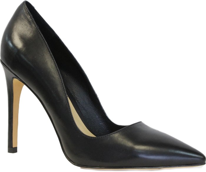 Туфли женские Graciana, цвет: черный. A5190-75-1. Размер 35A5190-75-1Женские туфли от Graciana выполнены из натуральной кожи. Подкладка, изготовленная из натуральной кожи, обладает хорошей влаговпитываемостью и естественной воздухопроницаемостью. Стелька из натуральной кожи гарантирует комфорт и удобство стопам. Подошва из полимерного термопластичного материала обеспечивает хорошую амортизацию и сцепление с любой поверхностью.