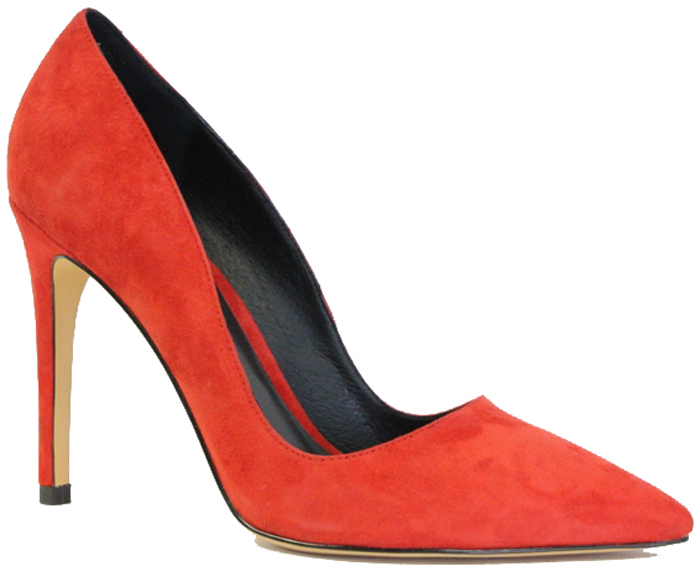 Туфли женские Graciana, цвет: красный. A5190-75-3. Размер 35A5190-75-3Женские туфли от Graciana выполнены из натуральной замши. Подкладка, изготовленная из натуральной кожи, обладает хорошей влаговпитываемостью и естественной воздухопроницаемостью. Стелька из натуральной кожи гарантирует комфорт и удобство стопам. Подошва из полимерного термопластичного материала обеспечивает хорошую амортизацию и сцепление с любой поверхностью.