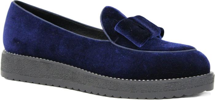 Туфли женские LK Collection, цвет: синий. SP-WA0502-3 (SP-291-W51-3). Размер 39SP-WA0502-3 (SP-291-W51-3)Модные женские туфли от LK Collection выполнены из натуральной замши и на подъеме декорированы бантом. Стелька выполнена из натуральной кожи. Подошва с рифлением гарантирует отличное сцепление с различными поверхностями. Модные туфли покорят вас своим оригинальным дизайном и удобством.