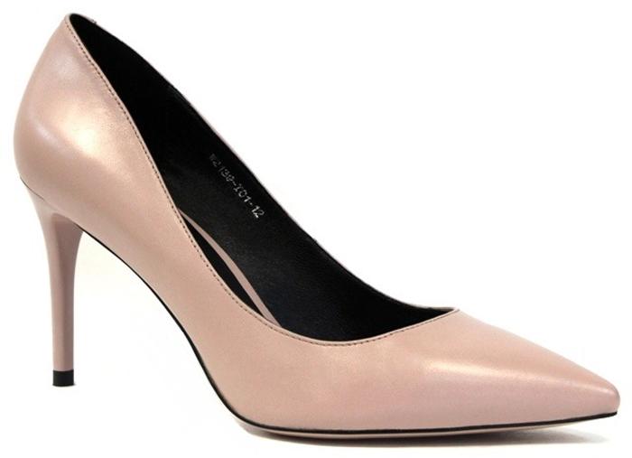 Туфли женские Graciana, цвет: розовый. W2139-T01-12. Размер 37W2139-T01-12Женские туфли от Graciana на шпильке выполнены из натуральной кожи. Мысок заостренной формы придает модели изящности. Подкладка, изготовленная из натуральной кожи, обладает хорошей влаговпитываемостью и естественной воздухопроницаемостью. Стелька из натуральной кожи гарантирует комфорт и удобство стопам. Подошва из резины обеспечивает хорошую амортизацию и сцепление с любой поверхностью. Модные туфли помогут создать эффектный и незабываемый образ.