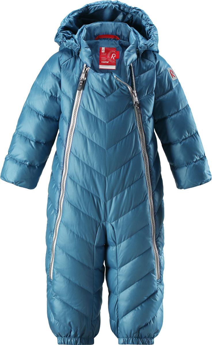 Комбинезон утепленный детский Reima Unetus, цвет: синий. 5102736740. Размер 625102736740