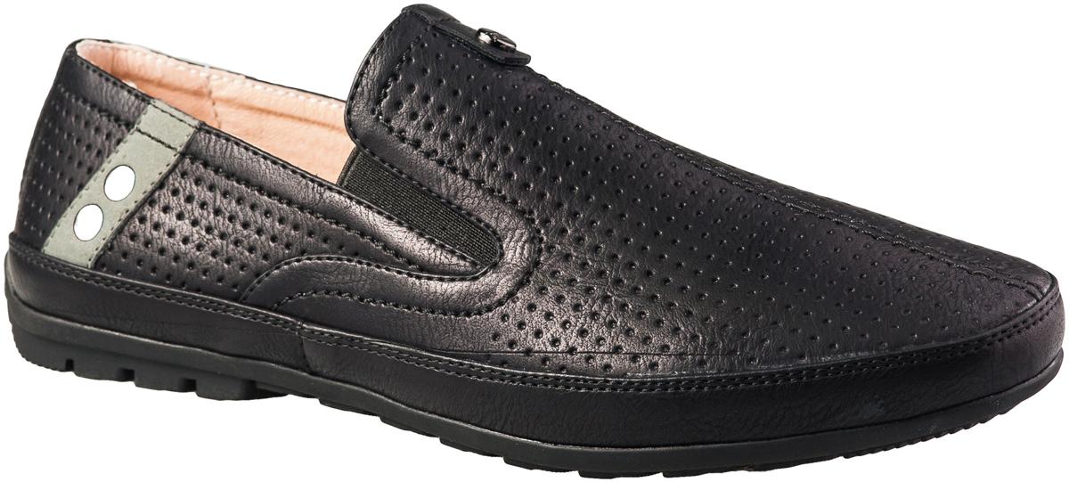 Полуботинки для мальчика BiKi, цвет: черный. A-B23-57-A. Размер 35A-B23-57-AСтильные и удобные полуботинки от BiKi не оставят равнодушным вашего мальчика! Модель изготовлена из комбинированной кожи и оформлена перфорацией. Резинки, расположенные на подъеме, гарантируют оптимальную посадку обуви на ноге. Подкладка и стелька из натуральной кожи не натирают, позволяют ногам дышать. Подошва с рифлением обеспечивает отличное сцепление с любой поверхностью. Комфортные полуботинки идеально подойдут для повседневной носки.