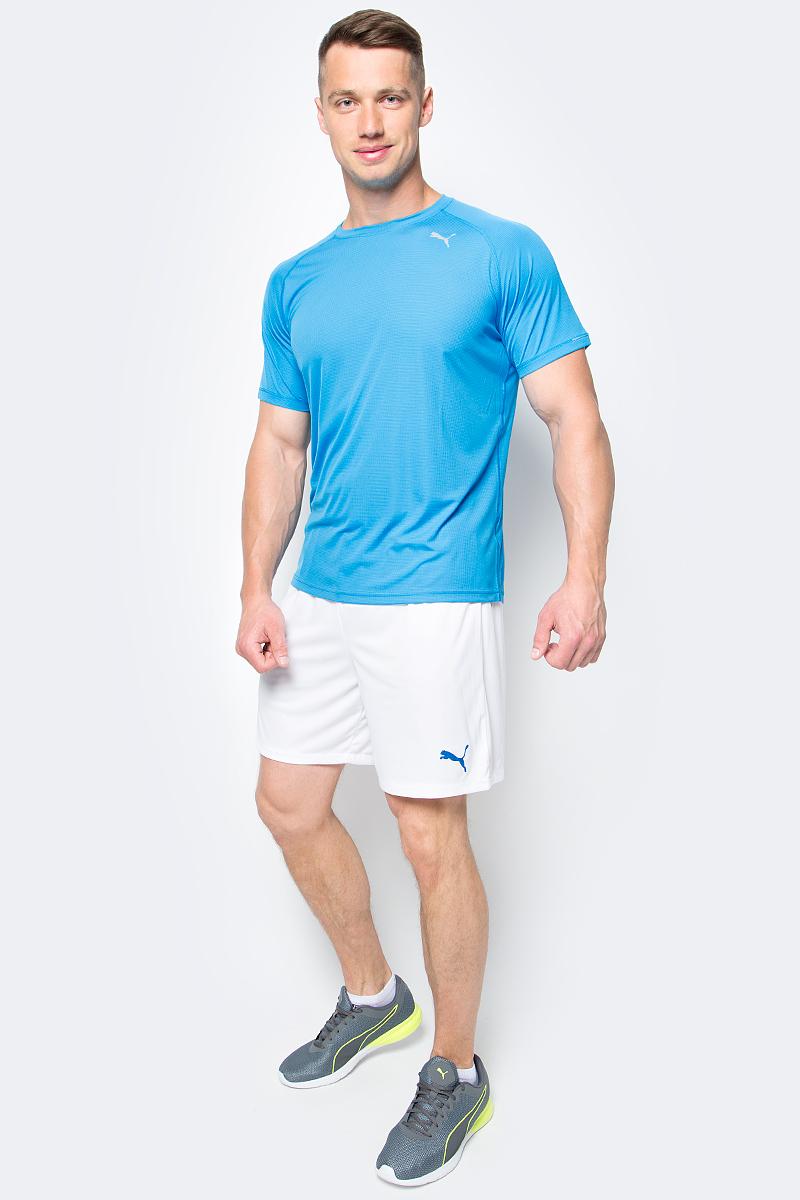 Шорты спортивные мужские Puma Velize Shorts Woven Innerslip, цвет: белый. 701895131. Размер L (48/50)701895131Мужские шорты Velize Shorts Woven Innerslip от Puma выполнены из высококачественного полиэстера. Модель имеет эластичный пояс на талии.