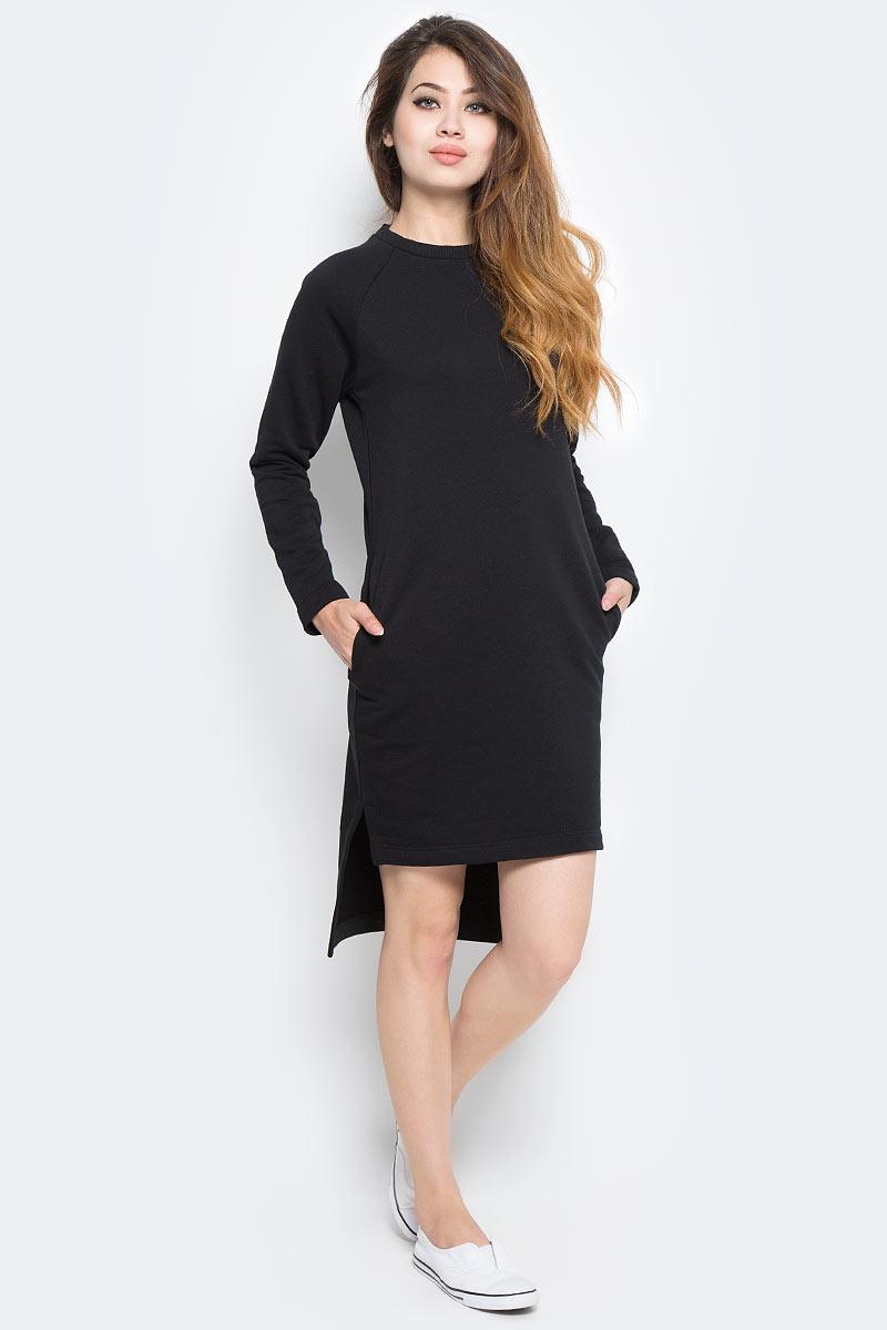 Платье Kawaii Factory, цвет: черный. KW177-000032. Размер M (44/46)KW177-000032