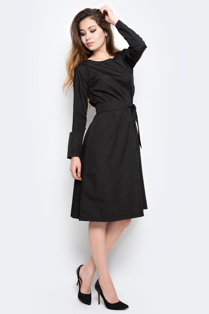 Платье Kawaii Factory №5, цвет: черный. KW177-000021. Размер M (44/46)KW177-000021