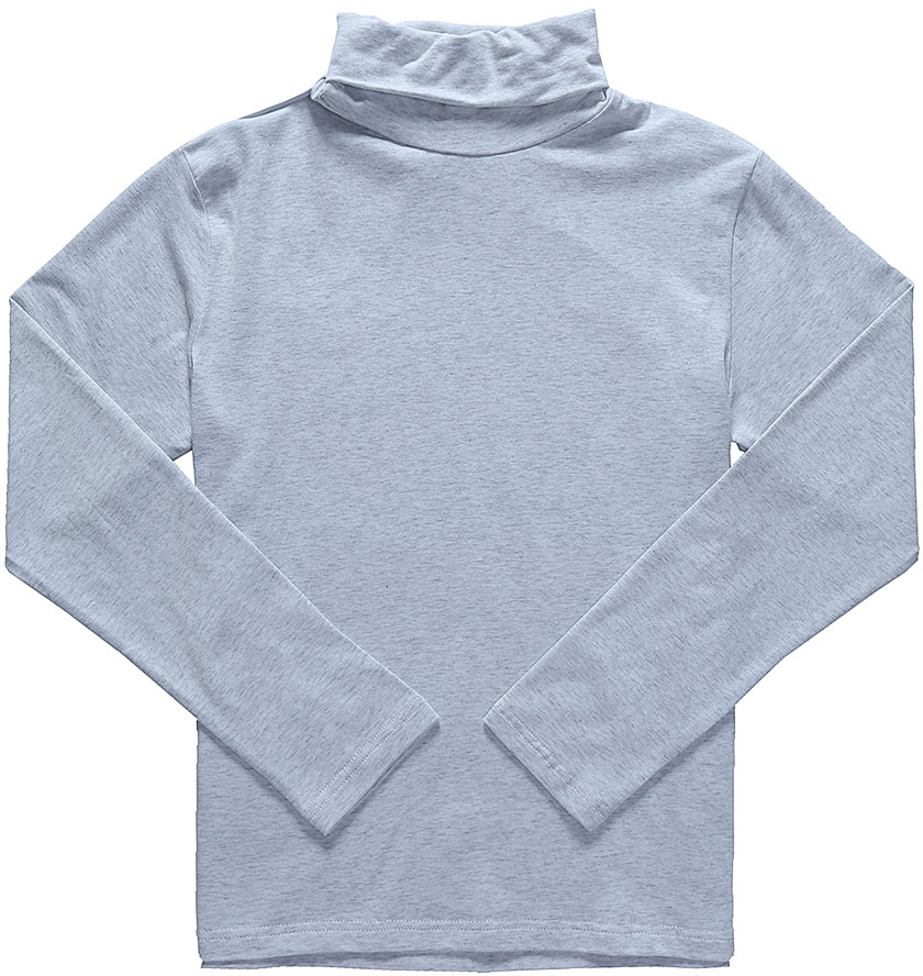 Водолазка для мальчика Luminoso, цвет: серый меланж. 727035. Размер 134727035Водолазка для мальчика Luminoso изготовлена из хлопка с добавлением эластана. Модель имеет длинные рукава и воротник-стойку. Выполнена в классическом дизайне.
