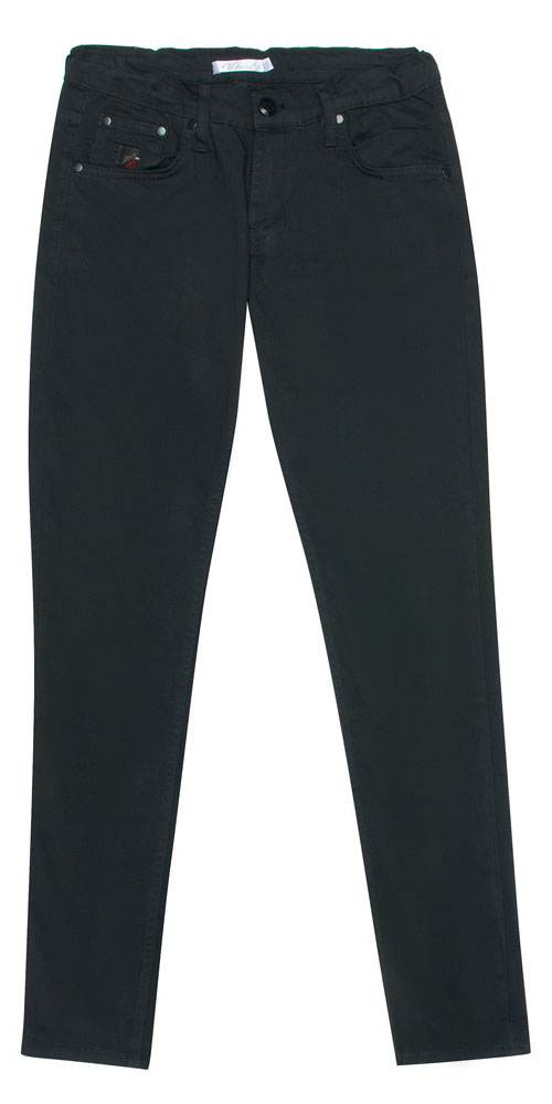 Брюки для мальчиков Vitacci, цвет: черный. 1171461-03. Размер 1581171461-03Брюки-джинсы на мальчика.