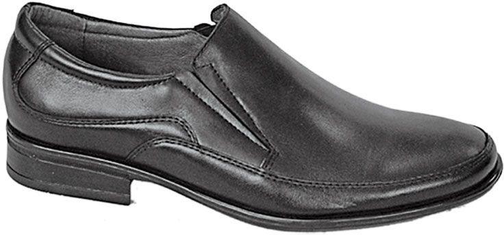 Полуботинки для мальчика San Marko, цвет: черный. 063191. Размер 36063191Модные полуботинки San Marko выполнены из натуральной кожи. Резинки, расположенные на подъеме, обеспечивают оптимальную посадку изделия на ноге. Подкладка и стелька из натуральной кожи позволяют ногам дышать. Стильные и удобные полуботинки - незаменимая вещь в гардеробе каждого ребенка.