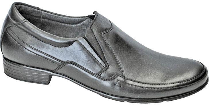 Полуботинки для мальчика San Marko, цвет: черный. 063295. Размер 36063295Модные полуботинки San Marko выполнены из натуральной кожи. Резинки, расположенные на подъеме, обеспечивают оптимальную посадку изделия на ноге. Подкладка и стелька изготовлены из двух материалов - текстиля и натуральной кожи. Стильные и удобные полуботинки - незаменимая вещь в гардеробе каждого ребенка.