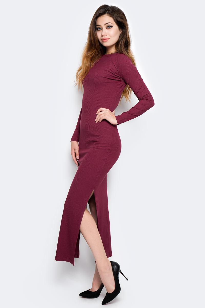 Платье Kawaii Factory, цвет: бордовый. KW177-000065. Размер 42/46KW177-000065