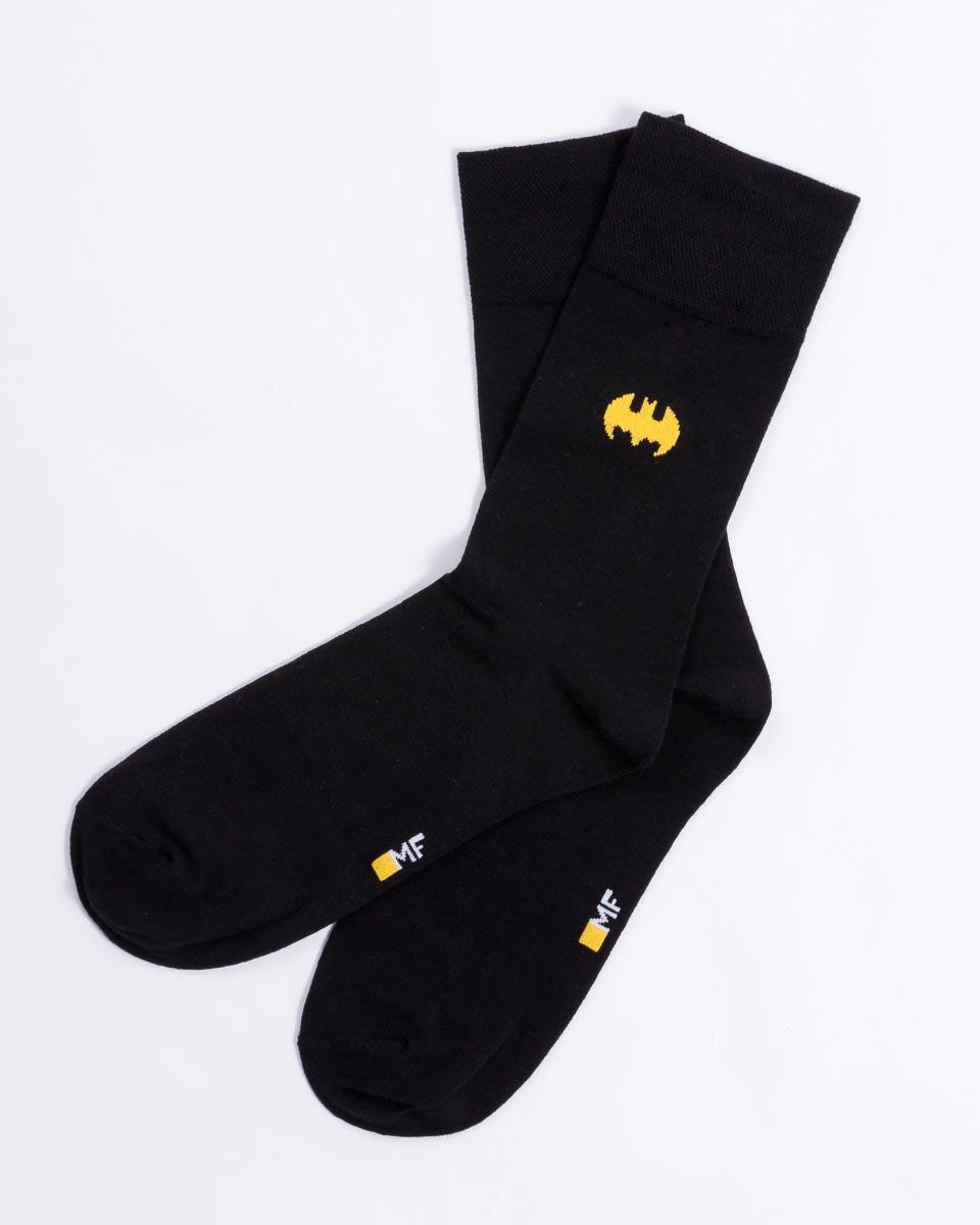 Носки мужские Mark Formelle, цвет: черный. 6001K_930. Размер 27 (42/43)6001K_930Удобные носки Mark Formelle, изготовленные из высококачественного комбинированного материала, очень мягкие и приятные на ощупь, позволяют коже дышать. Эластичная резинка плотно облегает ногу, не сдавливая ее, обеспечивая комфорт и удобство. Модель дополнена принтом. Практичные и комфортные носки великолепно подойдут к любой вашей обуви.