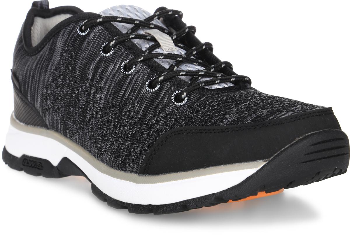 Кроссовки мужские Icepeak, цвет: черный. 778205100IV. Размер 46 (45)778205100IVКроссовки мужские Icepeak - не оставят вас равнодушным. Модель на шнурках из комбинированной ткани обеспечит вам максимальный комфорт, даже при длительных прогулках.