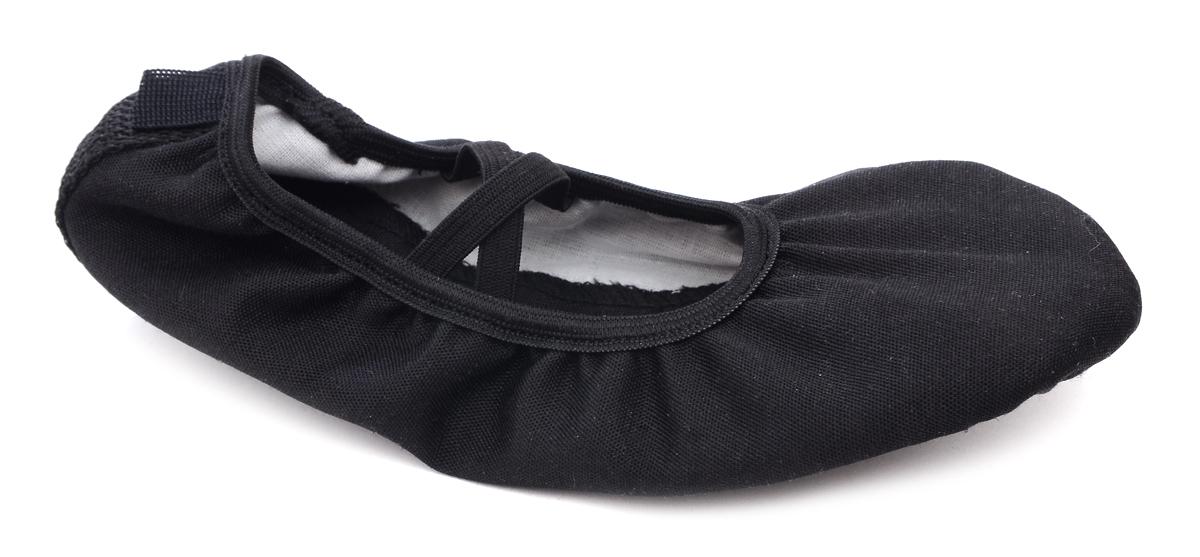 Чешки детские Авантаж, цвет: черный. 101.1. Размер 31101.1Чешки детские Авантаж предназначены для занятий танцами, хореографией и гимнастики. Модель изготовлена из текстиля, благодаря чему они впитывают влагу и позволяют коже ног дышать. Стелька из уплотненного текстиля обеспечит комфорт и уют. Обувь фиксируются на ноге при помощи двух эластичных резинок.