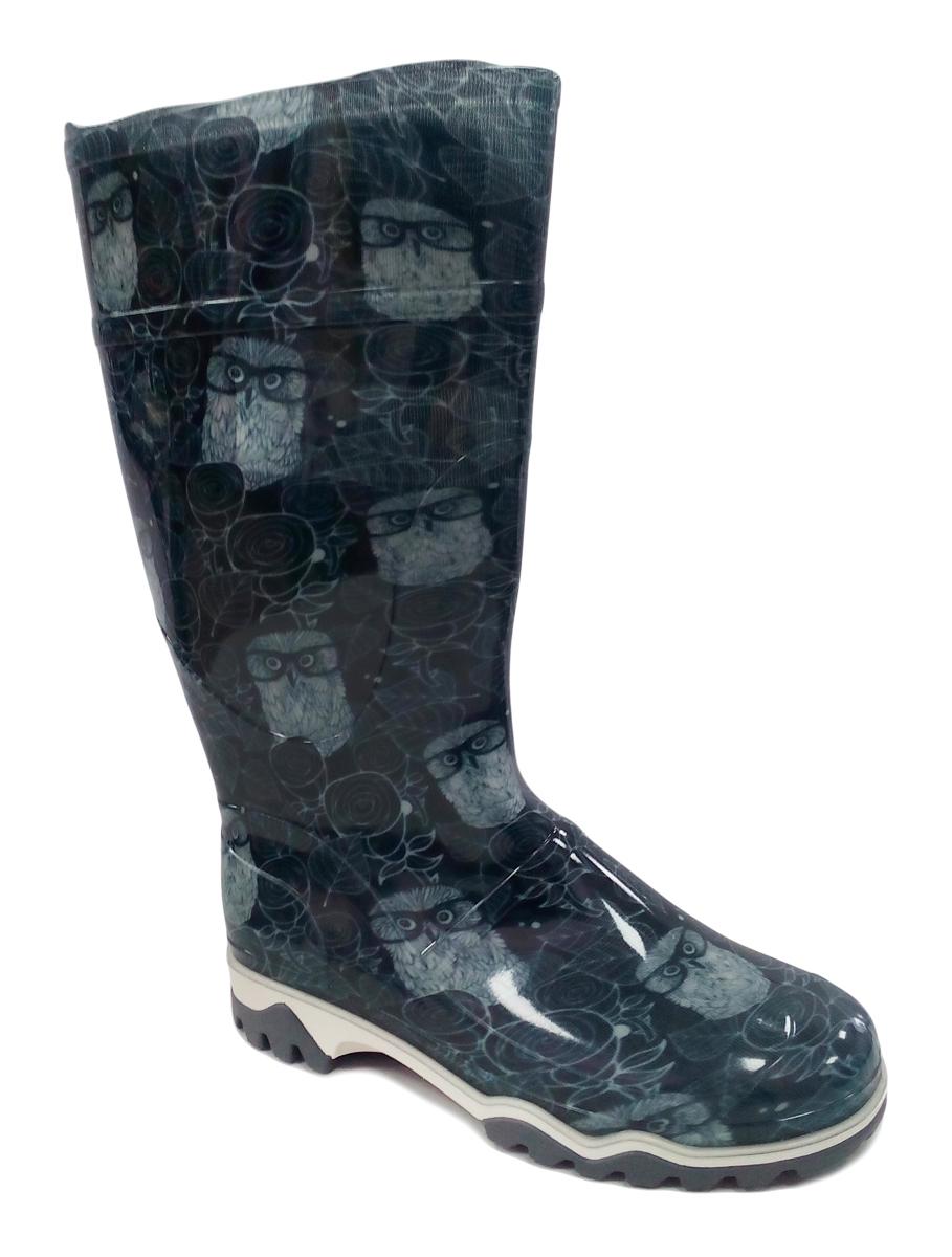 Сапоги резиновые для мальчика Дюна, цвет: серый. 370 РУ (НТП). Размер 40370 РУ (НТП)Резиновые сапоги Дюна - идеальная обувь в дождливую погоду для вашего ребенка. Модель изготовлена из качественной резины и оформлена стильным прином. Подкладка и стелька из текстиля обеспечат комфорт. Подошва с рифлением гарантирует отличное сцепление с любой поверхностью. Резиновые сапоги - необходимая вещь в гардеробе каждого ребенка.