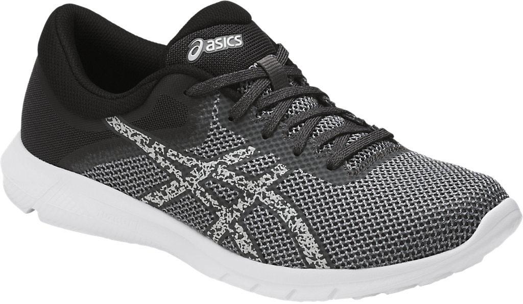 Кроссовки мужские Asics Nitrofuze 2, цвет: серый. T7E3N-9796. Размер 11 (43,5)T7E3N-9796Универсальные мужские кроссовки Asics Nitrofuze 2 позволят вам легко повысить интенсивность каждодневной тренировки. Модель Nitro Fuze 2 - новый взгляд на обувь для тех, кто стремится к баллансу функциональности и моды. Стильный вид, который сочетается с высокой эффективностью тренировок. Во время поднятия весов и приседаний вам гарантированы устойчивость, подвижность, хорошее сцепление и амортизация. Подходящие для тренировок в помещении и на улице, кроссовки Nitrofuze 2 станут прекрасным выбором и для военно-спортивного лагеря, и для вечеров в спортзале. Колодка California Slip Lasting. Повышенная защита стопы за счет долговечной и цепкой подошвы, подходящей для любого рельефа.