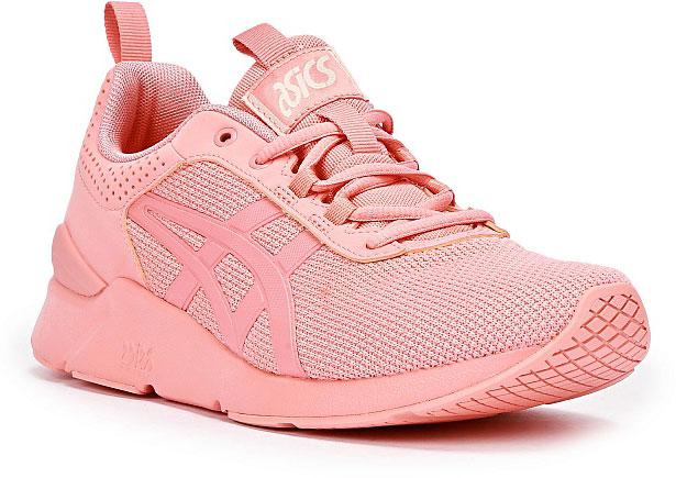 Кроссовки женские Asics Tiger Gel-Lyte Runner, цвет: розовый. HN6E9-2222. Размер 7 (37)HN6E9-2222Стильные женские кроссовки Asics Tiger отлично подойдут для активного отдыха и повседневной носки. Верх модели выполнен из текстиля, язычок оформлен логотипом бренда. Удобная шнуровка надежно фиксирует модель на стопе. Подошва обеспечивает легкость и естественную свободу движений. Мягкие и удобные, кроссовки превосходно подчеркнут ваш спортивный образ и подарят комфорт.