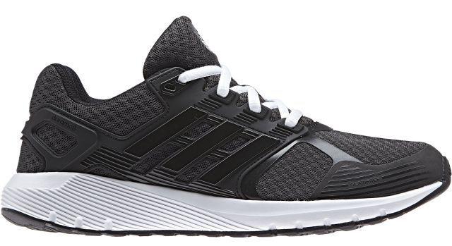 Кроссовки для бега женские Adidas Duramo 8, цвет: черный. BA8086. Размер 7 (39)BA8086Женские кроссовки для бега adidas Duramo 8 выполнены из сетчатого текстиля и оформлены накладками из полимера. Шнурки надежно зафиксируют модель на ноге. Внутренняя поверхность из сетчатого текстиля комфортна при движении. Стелька выполнена из легкого ЭВА-материала с поверхностью из текстиля. Подошва изготовлена из высококачественной легкой резины и оснащена технологией Cloudfoam для поглощения ударных нагрузок и комфортной посадки без разнашивания. Поверхность подошвы дополнена рельефным рисунком.