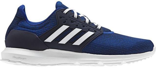 Кроссовки для бега мужские Adidas Solyx M, цвет: синий, белый. BB3594. Размер 9,5 (42,5)BB3594Беговые кроссовки Adidas Solyx от спортивного бренда adidas Performance полностью выполнены из текстиля. Шнурки надежно зафиксируют модель на ноге. Стелька из легкого EVA-материала для лучшего комфорта. Износостойкая резиновая подошва со стабилизирующим синтетическим покрытием для хорошего сцепления с поверхностью.