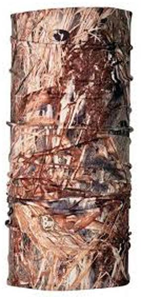 Бандана Buff High UV Mossy Oak Duck Blind-Fossil, цвет: серый. 113595.311.10.00. Размер универсальный113595.311.10.00Buff - это оригинальные, мультифункциональные, бесшовные головные уборы - удобные и комфортные для любого вида активного отдыха и спорта. Оригинальные, потому что Buff был и является первым в мире брендом мультифункциональных, бесшовных и универсальных головных уборов. Мультифункциональные, потому что их можно носить самыми разными способами: как шарф, как шапку, как балаклаву, косынку, бандану, маску, напульсник и многими другими - решает Ваша фантазия! Универсальный головной убор, который можно носить более чем двенадцатью способами, который можно использовать при занятии любым видом спорта, езде на велосипеде и мотоцикле, катаясь или бегая на лыжах, и даже как аксессуар в городской одежде. Бесшовные, благодаря эластичности, позволяющей использовать эти головные уборы как угодно и не беспокоиться о том, что кожа может быть натерта или раздражена швами.