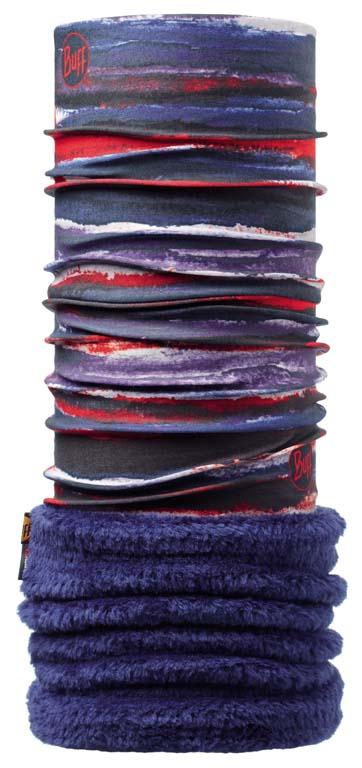 Бандана Buff Polar Flat Brush / Medieval Blue, цвет: синий. 108955.00. Размер универсальный108955.00Теплая бандана-шарф Polar Buff - это бандана-труба из серии Original Buff, пришитая к цилиндру из Polartec Classic Fleece 100. В холодную погоду Polar Buff поддерживает нормальную температуру тела и предотвращает потерю тепла, благодаря комбинации микрофибры и Polartec. Благодаря своей универсальности, функциональности и практичности Polar Buff завоевал огромную популярность среди людей, ее можно использовать как шапку, шарф, бандану на лицо и уши, балаклаву, маску. Неотъемлемая часть зимней одежды, подходит для любой активности в холодное время года. Размер (обхват головы): 53-62 см.