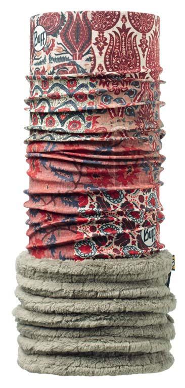 Бандана Buff Polar Melange / Brindle, цвет: красный. 108952.00. Размер универсальный108952.00Теплая бандана-шарф Polar Buff - это бандана-труба из серии Original Buff, пришитая к цилиндру из Polartec Classic Fleece 100. В холодную погоду Polar Buff поддерживает нормальную температуру тела и предотвращает потерю тепла, благодаря комбинации микрофибры и Polartec. Благодаря своей универсальности, функциональности и практичности Polar Buff завоевал огромную популярность среди людей, ее можно использовать как шапку, шарф, бандану на лицо и уши, балаклаву, маску. Неотъемлемая часть зимней одежды, подходит для любой активности в холодное время года. Размер (обхват головы): 53-62 см.
