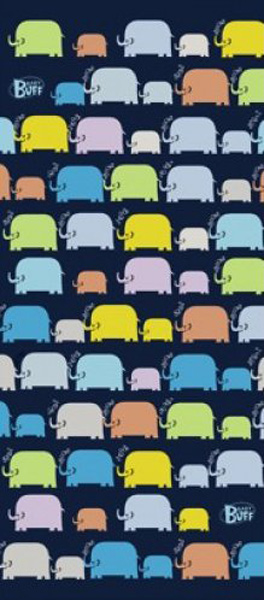 Бандана детская Buff Tubular Baby Pipofants, цвет: черный. 30176. Размер универсальный30176Идеально подходит для детей, которые любят носить многофункциональные и легкие вещи. Buff можно использовать круглый год для защиты от холода. Дети могут легко носить его с собой в кармане или рюкзаке.Особенности:- высокая эластичность, отсутствие швов, многофункциональная трубчатая форма, 100% микрофибра- хорошая воздухопроницаемость и отведение влаги- доступны размеры для самых маленьких- 100% полиэстер, микрофибра.