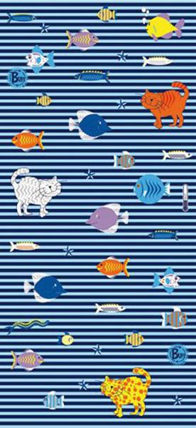 Бандана Buff Tubular UV Junior Catdreams, цвет: синий. 21033. Размер универсальный21033Buff - это оригинальные, мультифункциональные, бесшовные головные уборы - удобные и комфортные для любого вида активного отдыха и спорта. Оригинальные, потому что Buff был и является первым в мире брендом мультифункциональных, бесшовных и универсальных головных уборов. Мультифункциональные, потому что их можно носить самыми разными способами: как шарф, как шапку, как балаклаву, косынку, бандану, маску, напульсник и многими другими - решает Ваша фантазия! Универсальный головной убор, который можно носить более чем двенадцатью способами, который можно использовать при занятии любым видом спорта, езде на велосипеде и мотоцикле, катаясь или бегая на лыжах, и даже как аксессуар в городской одежде. Бесшовные, благодаря эластичности, позволяющей использовать эти головные уборы как угодно и не беспокоиться о том, что кожа может быть натерта или раздражена швами.