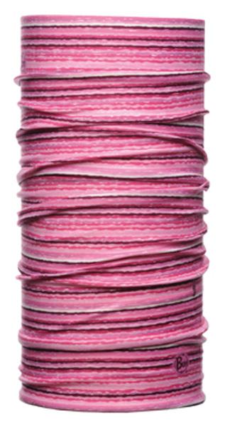 Бандана Buff Tubular UV Solti Pink, цвет: розовый. 18125.00. Размер универсальный18125.00Buff - это оригинальные, мультифункциональные, бесшовные головные уборы - удобные и комфортные для любого вида активного отдыха и спорта. Оригинальные, потому что Buff был и является первым в мире брендом мультифункциональных, бесшовных и универсальных головных уборов. Мультифункциональные, потому что их можно носить самыми разными способами: как шарф, как шапку, как балаклаву, косынку, бандану, маску, напульсник и многими другими - решает Ваша фантазия! Универсальный головной убор, который можно носить более чем двенадцатью способами, который можно использовать при занятии любым видом спорта, езде на велосипеде и мотоцикле, катаясь или бегая на лыжах, и даже как аксессуар в городской одежде. Бесшовные, благодаря эластичности, позволяющей использовать эти головные уборы как угодно и не беспокоиться о том, что кожа может быть натерта или раздражена швами.