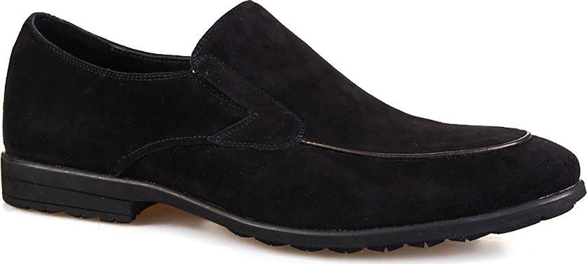 Туфли мужские Vitacci, цвет: черный. M113043. Размер 43M113043Мужские туфли от Vitacci на квадратном каблуке выполнены из натуральной кожи. Подкладка и стелька из натуральной кожи гарантируют комфорт при носке. Гибкая, мягкая и легкая подошва, выполненная из ТЭП-материала, долговечна и обеспечивает высокую устойчивость к деформациям.
