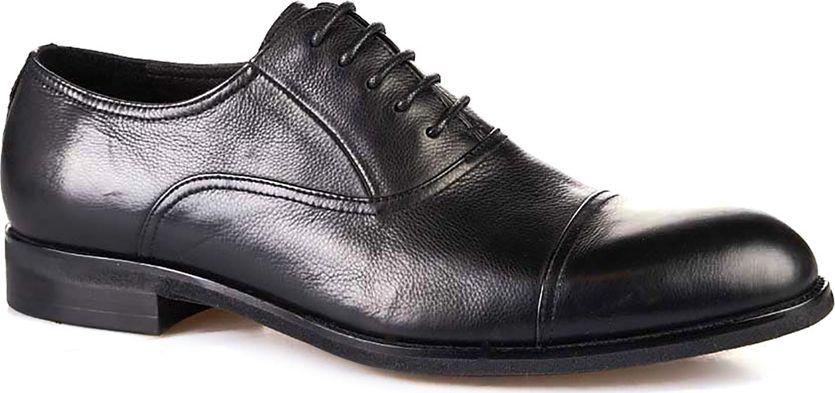 Туфли мужские Vitacci, цвет: черный. M113148. Размер 41M113148Мужские туфли от Vitacci на квадратном каблуке выполнены из натуральной кожи. На ноге модель фиксируется при помощи шнуровки. Подкладка и стелька из натуральной кожи гарантируют комфорт при носке. Гибкая, мягкая и легкая подошва, выполненная из ТЭП-материала, долговечна и обеспечивает высокую устойчивость к деформациям.