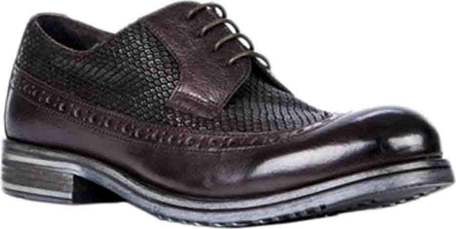 Полуботинки мужские Vitacci, цвет: темно-коричневый. M21491. Размер 39M21491Мужские полуботинки от Vitacci выполнены из натуральной кожи. На ноге модель фиксируется при помощи шнуровки. Подкладка и стелька из натуральной кожи гарантируют комфорт при носке. Гибкая, мягкая и легкая подошва, выполненная из ТЭП-материала, долговечна и обеспечивает высокую устойчивость к деформациям.