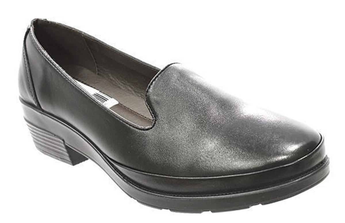 Туфли женские Camidy, цвет: черный. 4025-5. Размер 364025-5Стильные женские туфли Camidy - отличный вариант на каждый день. Модель выполнена из натуральной кожи. Изделие оснащено удобным каблуком.Ультрамодные туфли не оставят вас незамеченной!