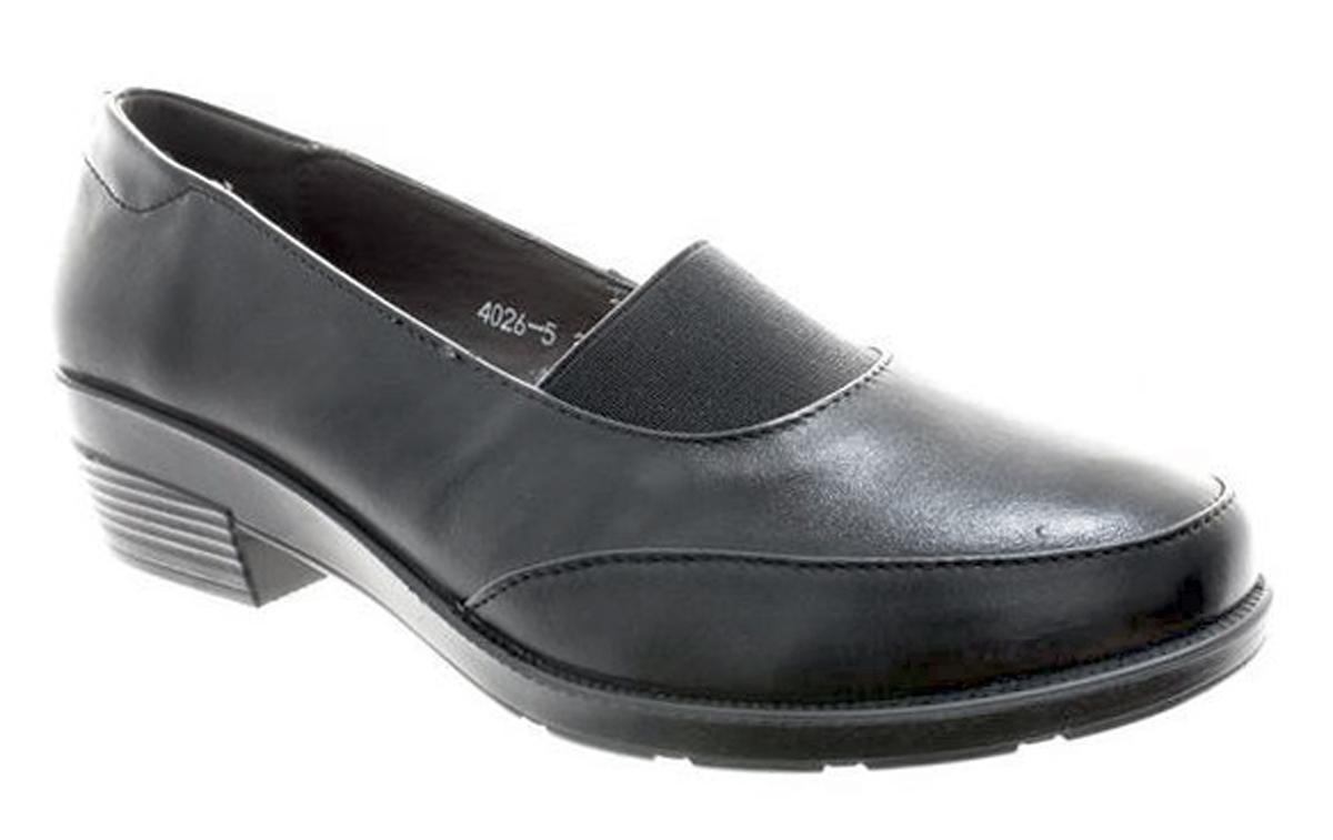 Туфли женские Camidy, цвет: черный. 4026-5. Размер 364026-5Стильные женские туфли Camidy - отличный вариант на каждый день. Модель выполнена из натуральной кожи. Изделие оснащено удобным каблуком.Ультрамодные туфли не оставят вас незамеченной!