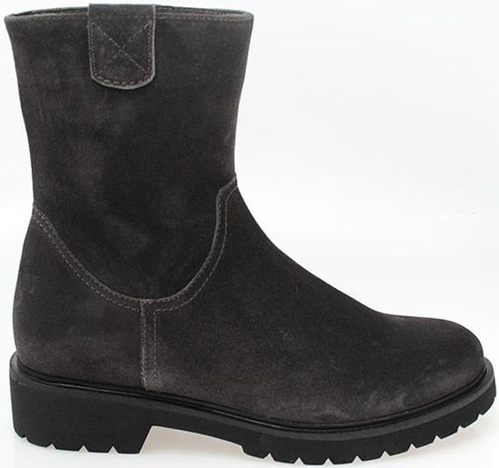 Ботинки женские El Tempo, цвет: серый. RT11_15024-1_V.GREY. Размер 37RT11_15024-1_V.GREYМодные ботинки от El Tempo займут достойное место в вашем гардеробе. Модель выполнена из натуральной кожи. Модные ботинки - незаменимая вещь в гардеробе любой женщины.