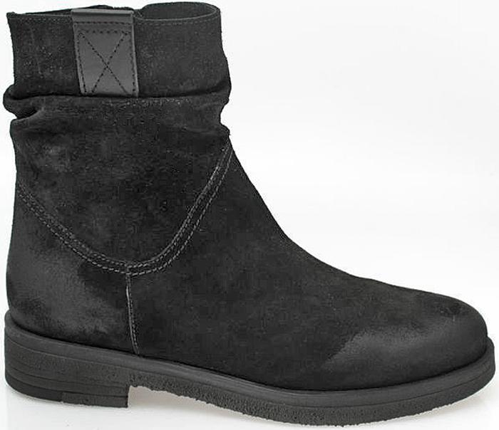 Ботинки женские El Tempo, цвет: черный. RT12_66230-1_V.BLACK. Размер 41RT12_66230-1_V.BLACK