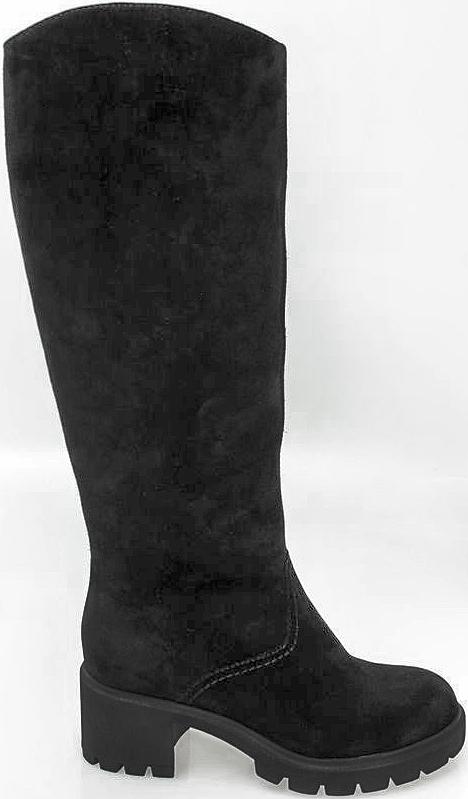 Сапоги женские El Tempo, цвет: черный. RT10_25818-5_V.BLACK. Размер 41RT10_25818-5_V.BLACK