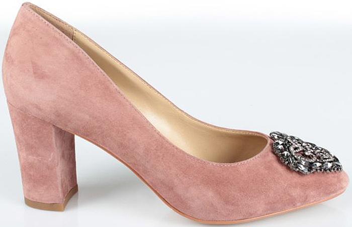 Туфли женские El Tempo, цвет: розовый. CRH57_239-1-5_V.PINK. Размер 39CRH57_239-1-5_V.PINK