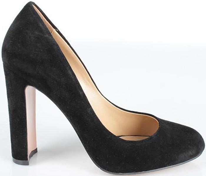 Туфли женские El Tempo, цвет: черный. CRH56_377-1-1_BLACK. Размер 38CRH56_377-1-1_BLACK