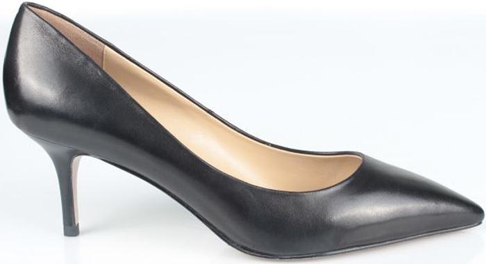Туфли женские El Tempo, цвет: черный. CRH61_762-1-1_BLACK. Размер 39CRH61_762-1-1_BLACK