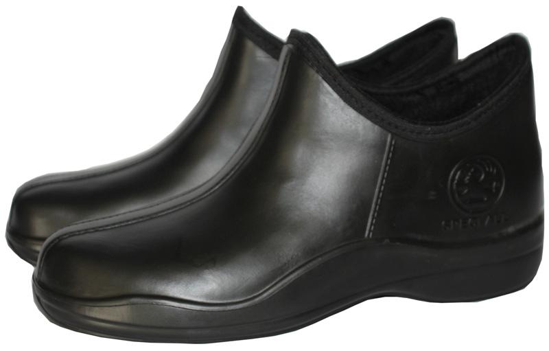 Галоши женские Speci.All, цвет: черный. 311 У. Размер 39/40311 УГалоши женские из ЭВА утепленные.