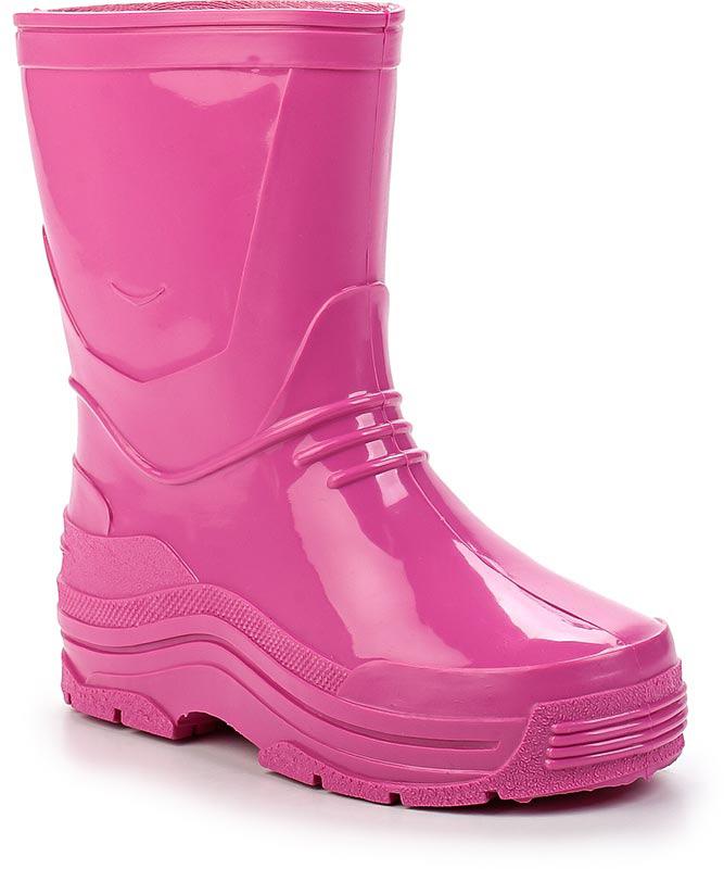 Сапоги резиновые для девочки Каури, цвет: розовый. 495. Размер 27495Резиновые сапоги Каури придутся по душе вам и вашему ребенку! Модель изготовлена из качественной резины и оформлена декоративным тиснением. Подошва с рифлением обеспечивает отличное сцепление на любой поверхности. Резиновые сапоги - необходимая вещь в гардеробе каждого ребенка.