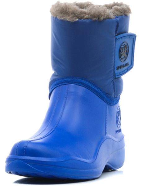 Сапоги резиновые женские Speci.All, цвет: синий. 316 УТЛ. Размер 35/36316 УТЛПолусапожки женские утепленные