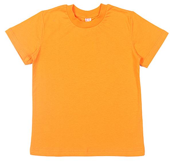 Футболка для мальчика Cherubino, цвет: оранжевый. CAJ 6931. Размер 146CAJ 6931Базовая футболка для мальчика, гладкокрашенная.
