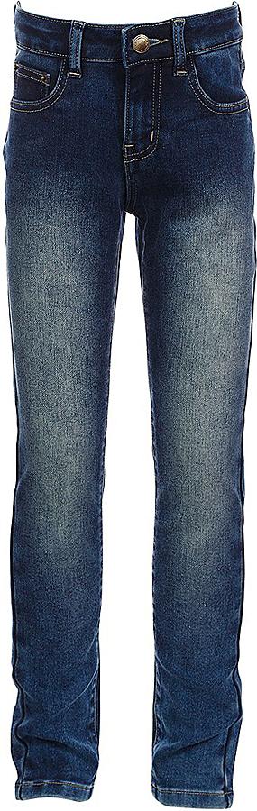 Джинсы для девочки Oldos Полли, цвет: серо-голубой. 6O7JN04. Размер 140, 10 лет6O7JN04Стильные джинсы Oldos Полли идеально подойдут вашей девочке. Благодаря эластану и зауженному крою джинсы хорошо садятся по фигуре.Пояс на пуговице, гульфик на молнии. На поясе есть шлевки для ремня. По талии джинсы регулируются внутренней перфорированной резинкой. Спереди и сзади есть карманы. Модель украшена на задних карманах декоративной вышивкой в виде цветов и бабочек. Джинсы идеально подходят для повседневной носки.Оригинальный современный дизайн делает эти джинсы модным и стильным предметом детского гардероба. В них ваша маленькая принцесса всегда будет в центре внимания!