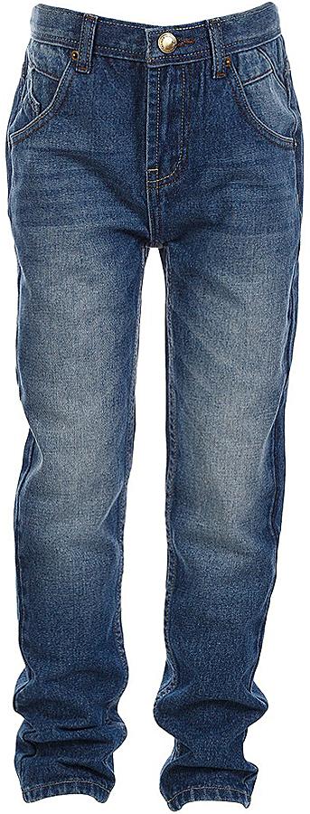 Джинсы для мальчика Oldos Джим, цвет: темно-синий. 6O7JN01. Размер 104, 4 года6O7JN01Классические джинсы для мальчика. Состав ткани 100% - хлопок. Пояс на пуговице, гульфик на молнии. На поясе есть шлевки для ремня. По талии джинсы регулируются внутренней перфорированной резинкой. Спереди и сзади есть карманы. Джинсы подходят для повседневной носки.