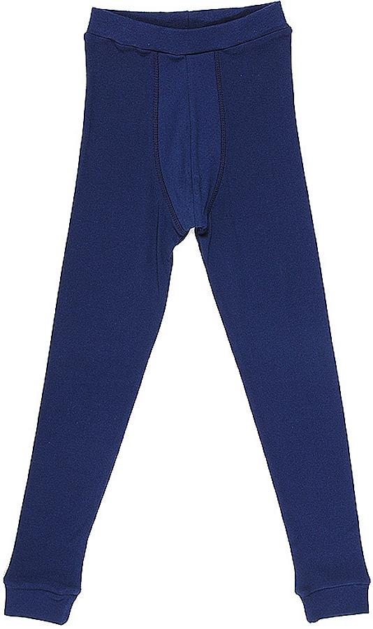 Термобелье брюки для мальчика Cherubino, цвет: темно-синий. CWJ 1129. Размер 128CWJ 1129Кальсоны для мальчика Cherubino выполнены из мягкого хлопкового трикотажа. Модель прямого кроя с эластичной резинкой в поясе и манжетами по низу изделия.