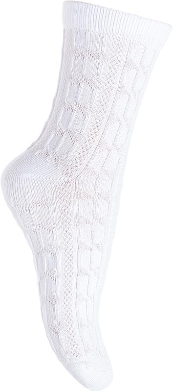 Носки для девочки PlayToday, цвет: белый. 372132. Размер 16372132Носки PlayToday очень мягкие, выполненные, из натуральных материалов, приятные к телу и не сковывают движений. Хорошо пропускают воздух, тем самым позволяя коже дышать. Даже частые стирки, при условии соблюдений рекомендаций по уходу, не изменят ни форму, ни цвет изделия. Мягкая резинка не сдавливает нежную детскую кожу.